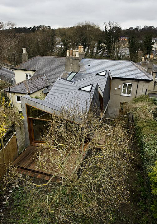 SLATE STOREY EXTENSION 2009